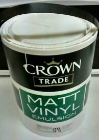 Crown paint emulsion