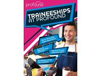 Traineeship Programme - Work experience, reference from an employer, improve CV & interview skills