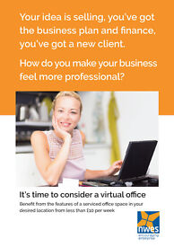 Virtual Office Solution, Registered Business Address -Nwes, Beacon Innovation Centre(Oil & Gas hub)