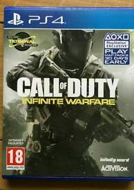 Call of Duty Infinite Warfare Amazon exclusive Edition PS4
