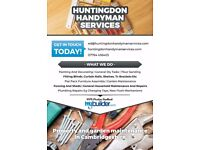Handyman service- Cambridge and villages. DIY jobs, Property & Garden Maintenance