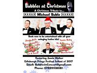 Michael Buble Tribute - Christmas Bubbles in Concert - Jamie Walker Live Entertainment Glasgow