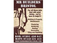 MR BUILDERS BRISTOL
