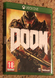 Doom - for Xbox One