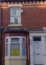 3 Bedroom House On Clarendon Road Middlesbrough Rent £500 Per Month