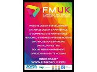 Website Design & Hosting - Basic Websites, E-Commerce Shops, Wordpress & E-Mail Hosting - Norfolk