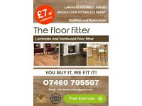 Laminate Floor Fitter and Handyman Service