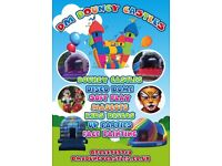 Bouncy castle Hire & more