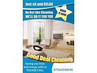 Cleaning services---Call and book regular cleaning or just one off---Harpenden