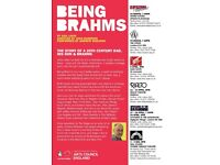 Aword winning playwright Gail Louw brings her play to London Being Brahms