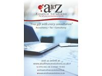 Do you need an Accountant who can help you Achieve your Goals? Contact A to Z today