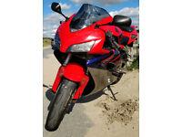 2005 Honda CBR1000RR Fireblade