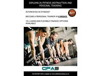 Diploma in Fitness and Personal Training
