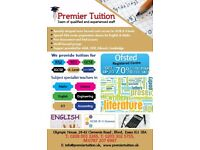 FREE TRIAL LESSON. TUITION FOR ENGLISH, MATHS, SCIENCE & ACCOUNTING FOR KS2, KS3, GCSE & A-LEVEL