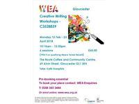 WEA Creative Writing - Creating Stories C3528998