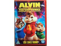 Alvin And The Chipmunks - Here Comes Trouble [DVD]