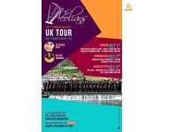 Aeolians Gospel Choir - UK Tour 2017 Live in London