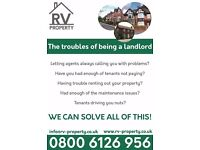 Take the hassle out of being a landlord