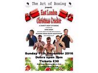 White Collar Boxing Event