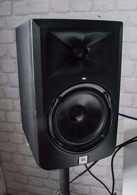 JBL LSR305 Studio Monitors (pair)