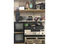 VHS, VHS-C, Mini DV Tape to digital conversion. Convert Tape to digital .mp4 .mov