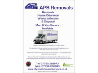 APS bulky furniture waste collection and disposal