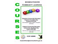 Various Adult Day and Evening Courses