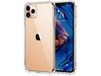 Gorilla Hard Case Clear Transparent Silicone Phone Cover For Apple iPhone 11 PRO