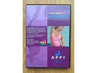 "Pilates DVD ""Pregnancy"""