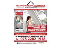 VELUX specialists- replacement/ new installation/loft ladders