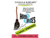 Private House Cleaner (End of tenancy-after renovation-domestic cleaning)