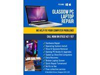 Glasgow PC Laptop Repair