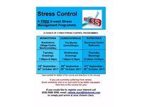 FREE Stress Management Classes