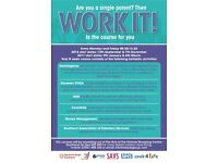 Work It! Employment Skills Course for Single Parents