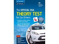 The Official DSA Theory Test for Car Drivers Book 2017