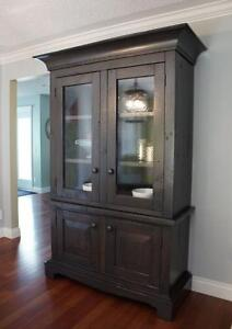Solid Reclaimed Wood Furniture by LIKEN Woodworks: Cabinet $2995