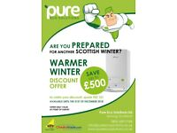Gas & Electric Boilers Supplied & Fitted Stirling & Scotland, Monthly Finance & Buy Now Pay Later