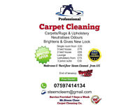 Carpet&Upholstery Cleaning From £15 Free Quotes Phone 07597414134 Service Provided 7 days
