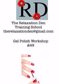 Gel Polish Workshop