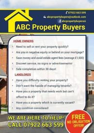 We Buy houses/sites/land- ABC Property Buyers NI