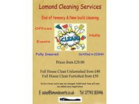 End of Tenancy Cleaning, Office Cleans, Builders Clean, Moving House Clean