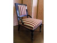 Lovely Antique Victorian Nursing Chair - WE CAN DELIVER