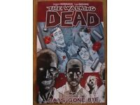 The Walking Dead Volume 1 'Days Gone Bye' graphic novel in excellent condition.
