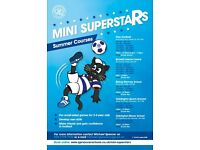 QPR's Mini Superstars summer football