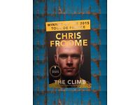 The Climb: The Autobiography by Chris Froome (Paperback, 2015)