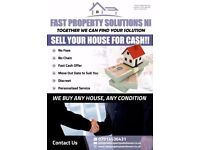 We Buy Property Fast!