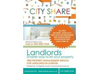 Landlords, we rent your property from you on long term basis, offer guaranteed rent and free..