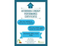 Domestic and Commercial EPCs