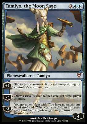 [WEMTG] Tamiyo, the Moon Sage - Avacyn Restored - NM - MTG for sale  Shipping to South Africa
