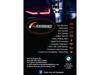 ECU Remapping DPF Removal Solution , EGR Delete Solution Rolling Road Dyno West London